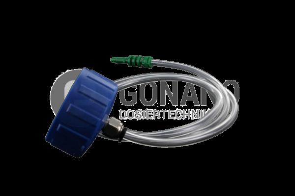 Cartridge Adapter 200cc blue